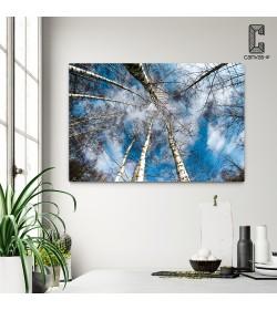 Πίνακας Σε Καμβά Κλαδιά Δέντρων