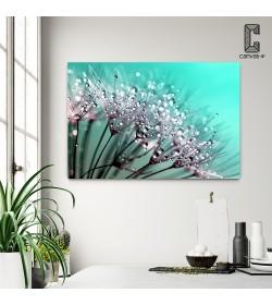 Πίνακας Σε Καμβά Dandelions