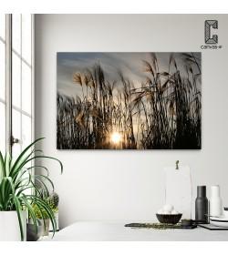 Πίνακας Σε Καμβά Φύση - Ηλιοβασίλεμα