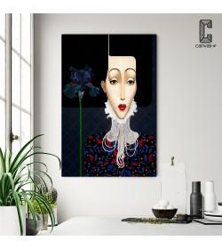 Πίνακας σε καμβά Surrealism Painting Art